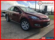 2007 Mazda CX-7 ER Series 1 Luxury Wagon 5dr Spts Auto 6sp 4WD 2.3T [MY07] A for Sale